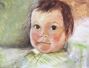 Rosamund 11 Months