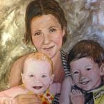 Martine Et Famille