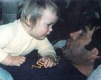 Megan and Dad 1