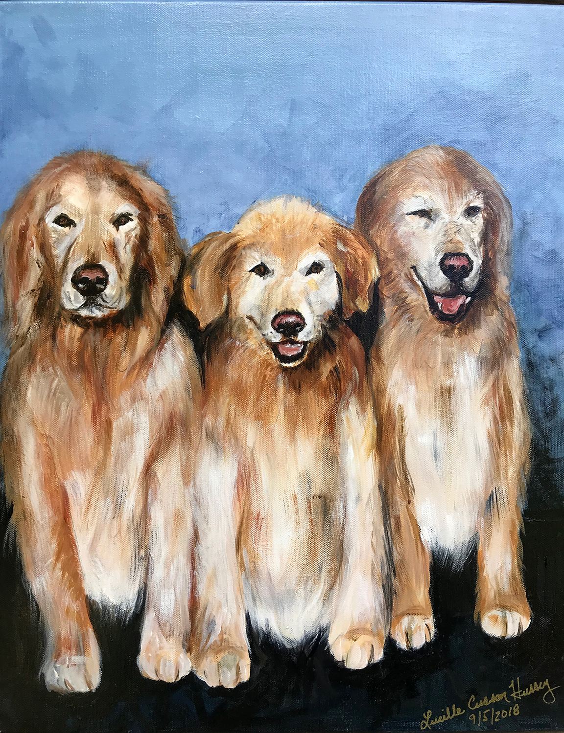 Brady, Riley and Tucker
